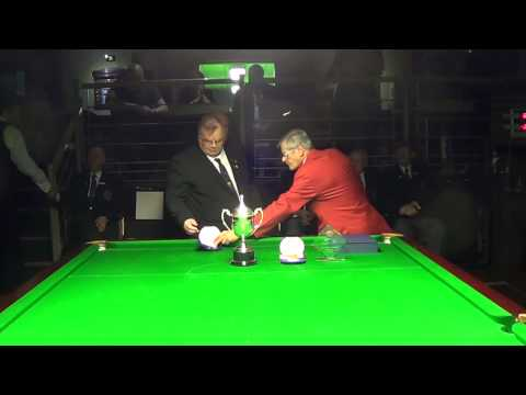 Prize Distribution Ceremony of World Billiards (Point Format) 2014