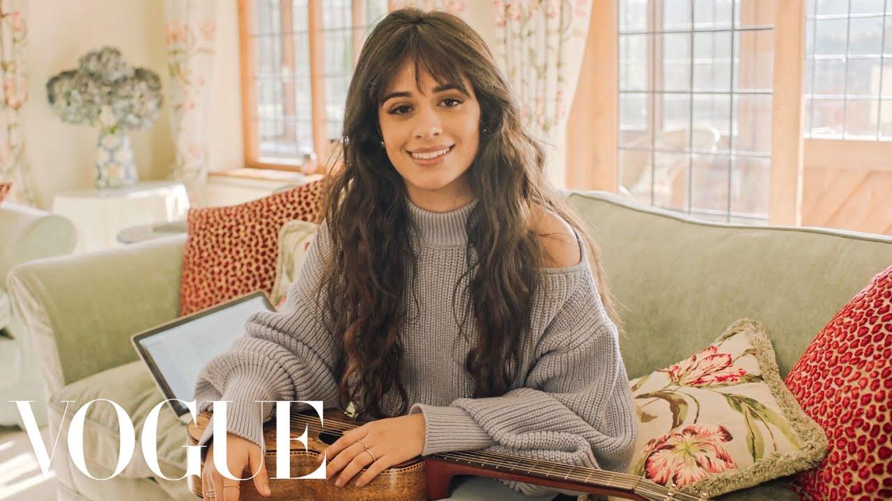 Camila Cabello - Vogue Magazine「73 Questions」に登場 映像を公開 thm Music info Clip
