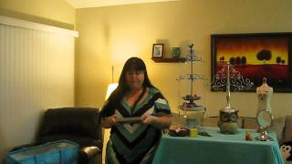 Origami Owl Training ~ How To Set Up A Jewelry Bar