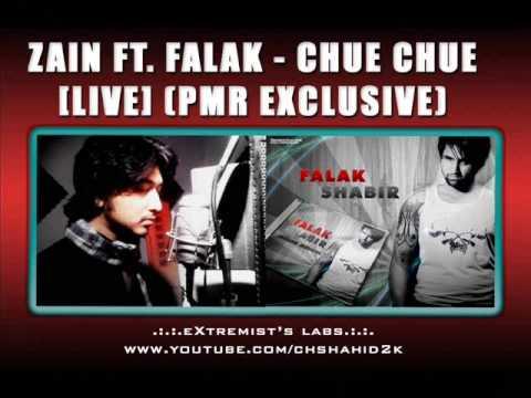 Chue Chue Zain UL Abideen feat. Falak LIVE PMR Exclusive