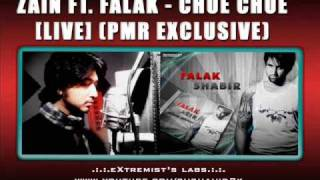 Chue Chue Zain UL Abideen feat. Falak LIVE [PMR Exclusive]