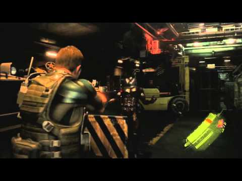 Resident Evil 6 - Chris Redfield. -  (Ps3)