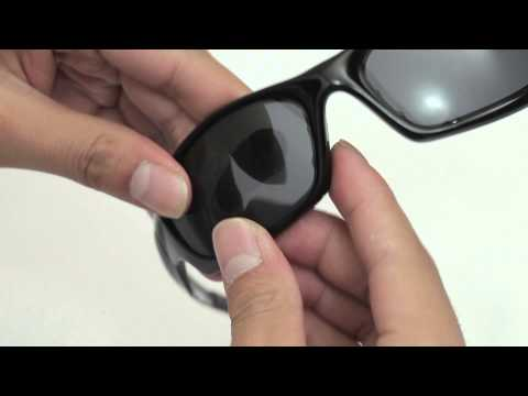Oakley Straight Jacket Sunglasses Lenses Replacement(Installation/Removal)