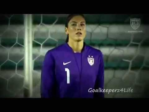 Hope Solo best saves