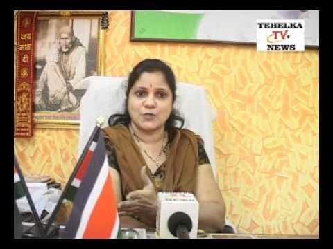 Maharashtra Navnirman Sena : Corporator Supriya Pawar video