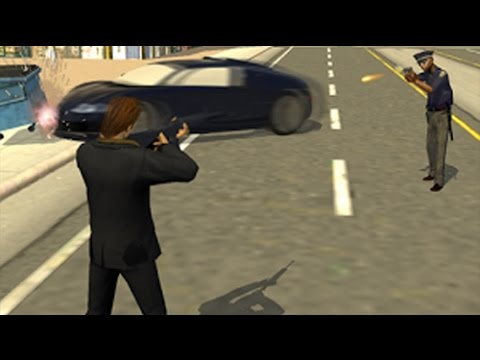 San Andreas: Real Gangsters 3D APK Cover