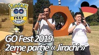 Seb and Ouss in Dortmund : GO Fest 2019 2nd part «Jirachi» - Pokémon Go (English Sub coming)