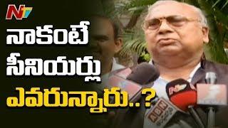 నాకంటే సీనియర్లు ఎవరున్నారు..? | V Hanumantha Rao Sensational Comments On TPCC Chief Post | NTV
