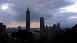 Walking around Taipei City