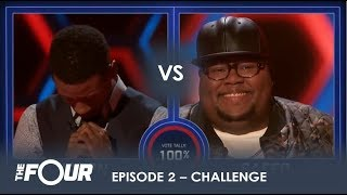 Download Lagu Jason vs Saeed: This Sing-off Is an All Out WAR! But The Result Made Fergie CRY | S1E2 | The Four Gratis STAFABAND