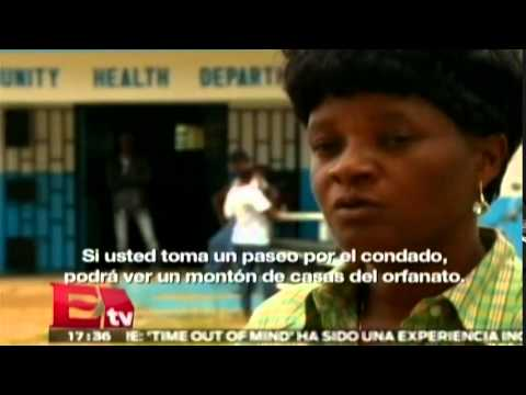 Miles de niños quedan huérfanos en Liberia por ébola : Excélsior en la Media