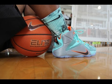 Nike LeBron 12 Launch Day One