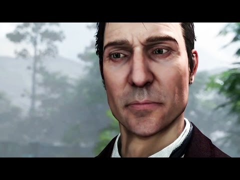 PS4 - Sherlock Holmes Crimes & Punishments Gameplay