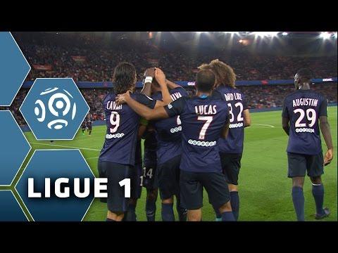 Paris Saint-Germain - GFC Ajaccio (2-0) - Highlights - (PARIS - GFCA) / 2015-16