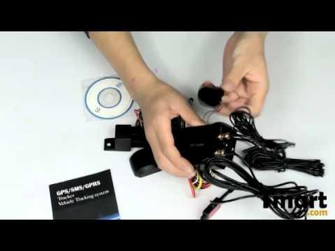 $93.99 High Quality Car Gsm   Gprs   Gps Tracker (gps103)-12003507 video