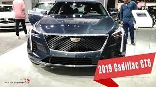 [ So Elegant ] 2019 Cadillac CT6 Luxury Sedan - Interior and Exterior Review