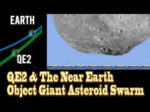 Giant 1.7 mile Near Earth Asteroid 1998 QE2 & the NEO Swarm