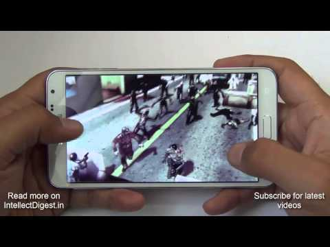 Samsung Galaxy Note 3 Neo Gaming Review- MC4. Real Racing 3. Dead Trigger 2 & More