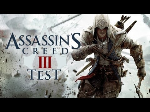 Assassin's Creed 3 - Test / Review (german/deutsch)