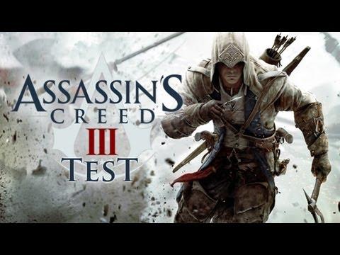 Assassin's Creed 3 - Test / Review (german/deutsch)
