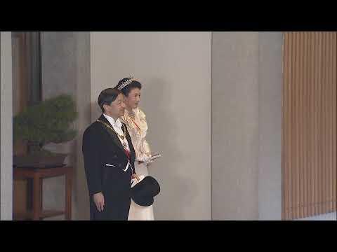 【速報】即位祝賀パレード始まる!!!!!のサムネイル画像