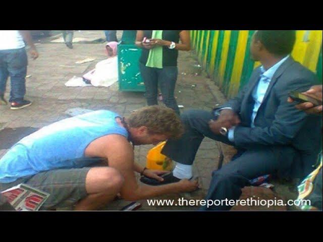 Ethiopia: An Amazing love story of a shoe shine boy : on YeErik Maed radio show