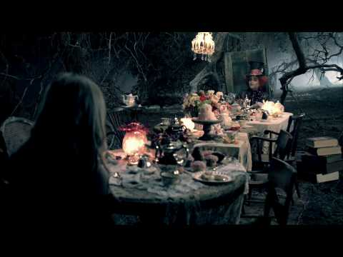 Alice In Wonderland - Avril Lavigne Official Music Video - Available On Dvd & Blu-ray video