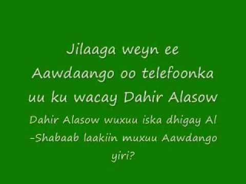 ila qosol: Awdaango Vs Al-Shabaab