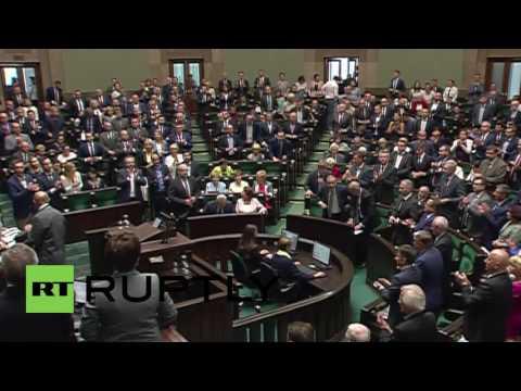 Poland: Poland's lower house declares Volhynia massacre as a genocide