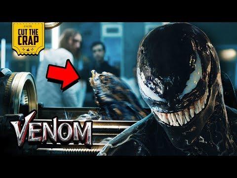 Что показали в трейлере Веном/Venom | Марвел 2018