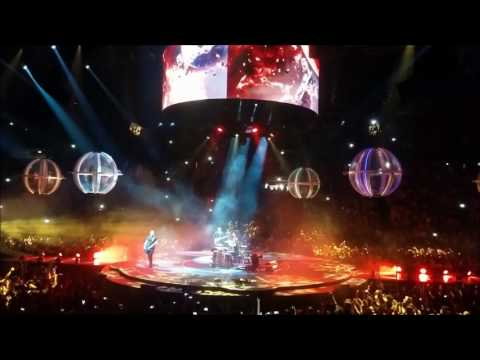 Muse Drones World Tour 2016 Highlights - Milan 14/05/2016