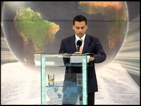 The message of the cross (Pastor Samuel Mejia Jr.)