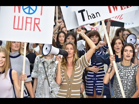Chanel | Spring Summer 2015 Full Fashion Show | Exclusive