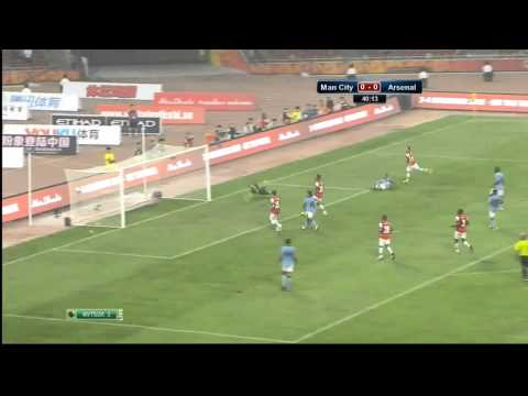 OLYMPIAKOS PIRAEUS vs ARSENAL LONDON 2-1 ALL GOALS & HIGHLIGHTS 04-12-2012