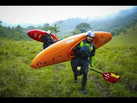 A Kayaker's dream - First Descent: Michoacan