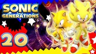 ZWEI SUPER SONICS VS  ZWEI EGGMANS // FINALER BOSSKAMPF [ENDE] #20 Sonic Generations