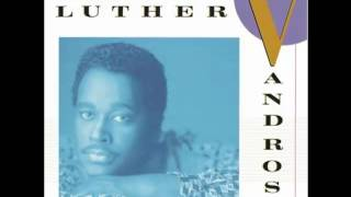 LUTHER VANDROSS   THE SECOND TIME AROUND     DAMMIT!