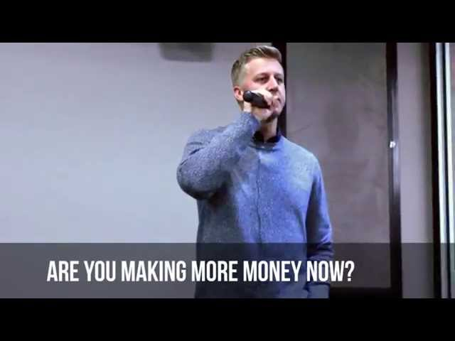 Q&A With Gareth Cliff: Are You Making More Money Now?