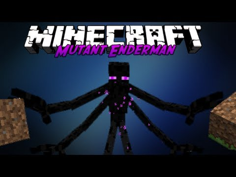 Mutant Enderman Mod Spotlight Review