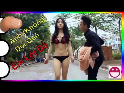 """OFFICIAL MV """"Anh không đòi quà"""" phiên bản Nam Định - Lời: Karik vs Only C"""