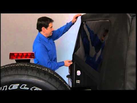 Wrangler Rear Window 2013 Jeep Wrangler | Rear