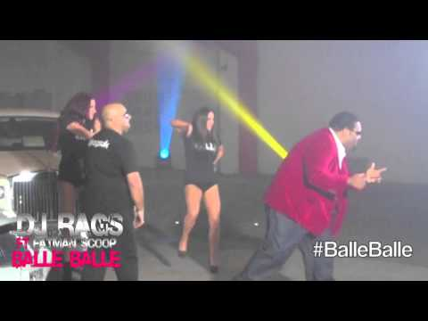 **Xclusive** Behind The Scenes Of The Balle Balle Music Video...