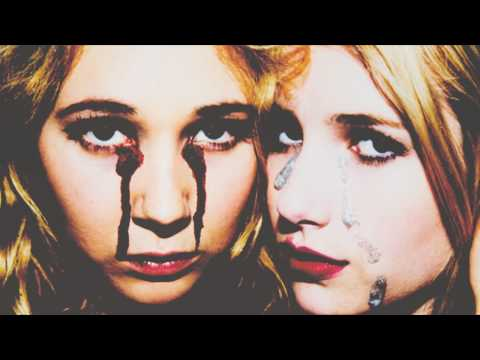 Emma Roberts // sad eyes.