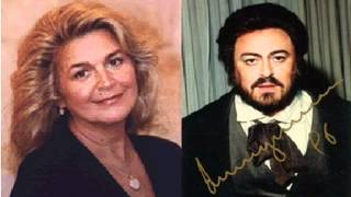 Luciano Pavarotti Gabriela Beňačková 34 O Soave Fanciulla 34 La Boheme Giacomo Puccini