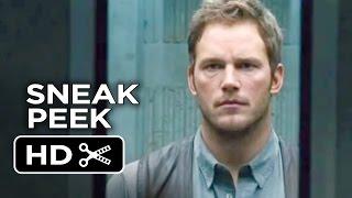 Jurassic World Official Trailer Sneak Peek (2015) - Chris Pratt Movie HD