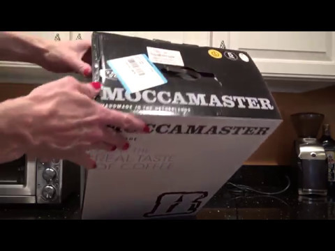 Technivorm Moccamaster KBT Thermal Carafe Coffee Maker - Unboxing & Review - Is It Fabulous?