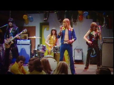 Sweet - The Ballroom Blitz - Silvester-Tanzparty 1974/75 31.12.1974 (OFFICIAL)