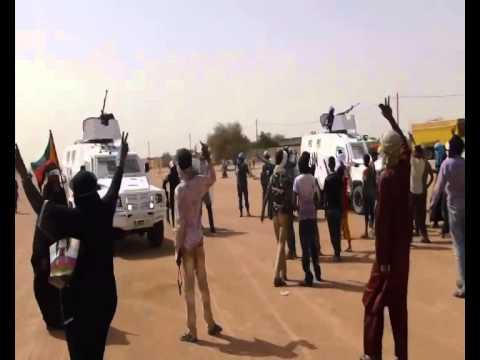 Mali - MNLA -  Kidal sous siège -APA