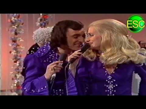 ESC 1973 02 - Belgium - Nicole & Hugo - Baby, Baby