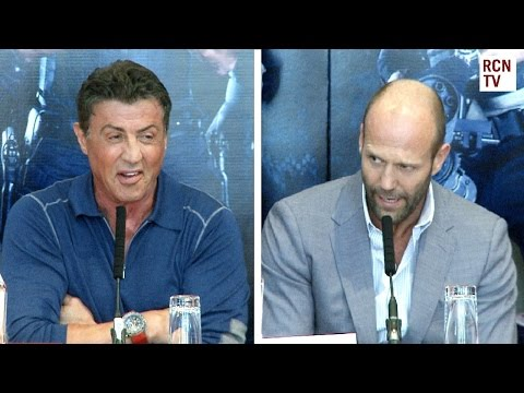 The Expendables 3 Almost Killed Jason Statham